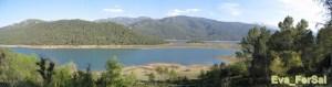 Panoramica del Tranco [1600x1200]