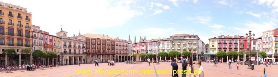 Visita a Burgos 2015