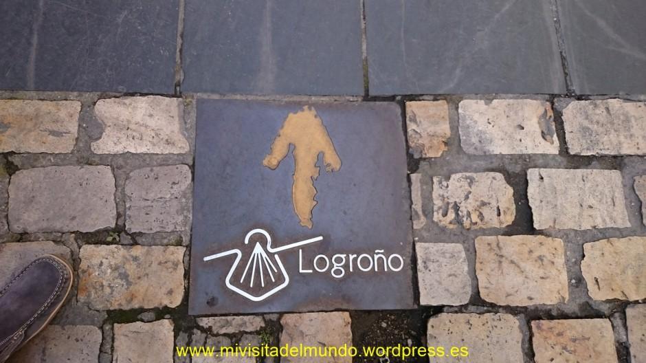 Visita a Logroño 2015