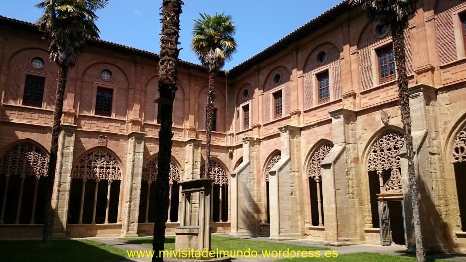 Visita a Santa María la Real en Nájera (Rioja)
