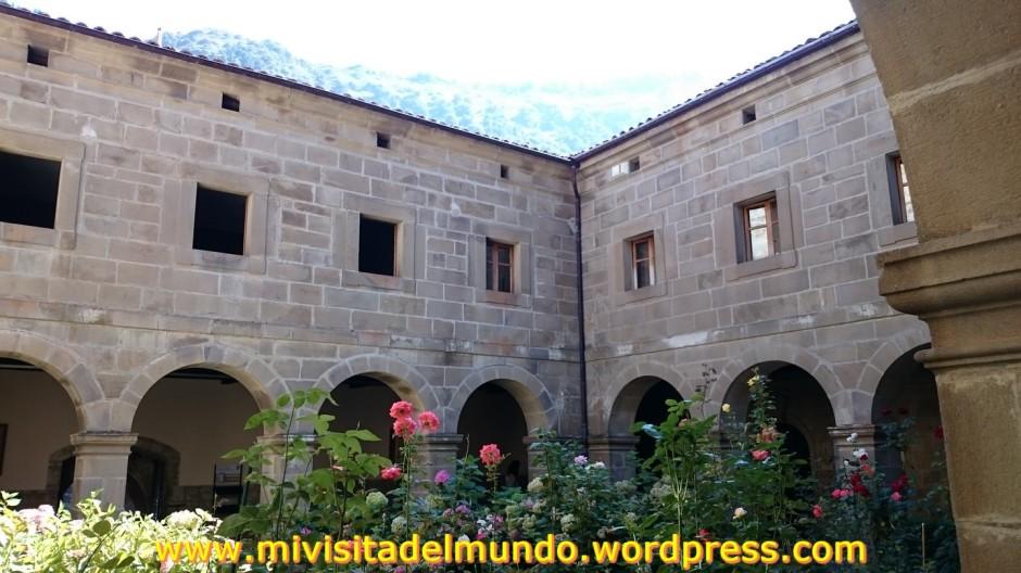 Visita a Cantabria, valle de Liébana Monasterio de Sto. Toribio