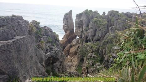 Punakaiki, naturaleza en estado salvaje