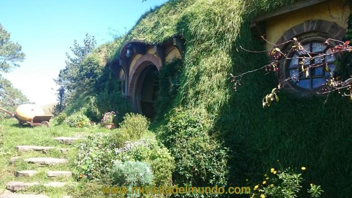 Hobbiton, uno de los pueblos más antiguos de la Comarca