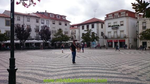 Leiria, la costa central de Portugal